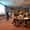 Conférence sur la communication pour Télélangue et Mortiner English