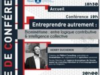 Conférence le 19 mars à Annecy IPAC