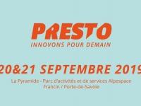Conférence  pour PRESTO
