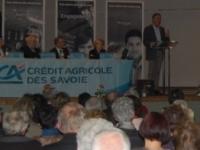 Crédit Agricole des Savoie et mutualité