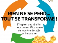 Economie circulaire : une conférence pointue, innovante et décalée
